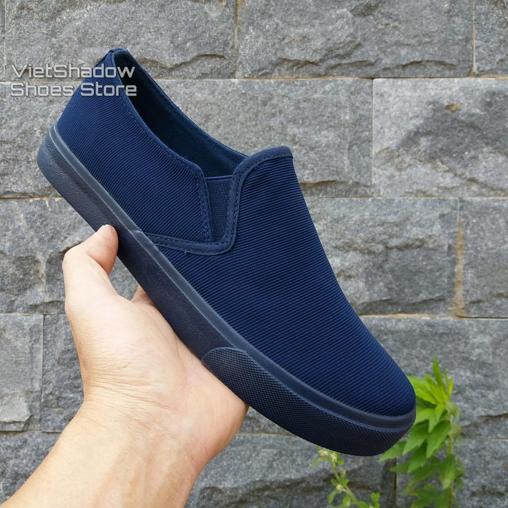Slip on nam | Giày lười vải nam thương hiệu HuiTian màu fullblue - Mã SP A7199 - 2997485 , 970894145 , 322_970894145 , 225000 , Slip-on-nam-Giay-luoi-vai-nam-thuong-hieu-HuiTian-mau-fullblue-Ma-SP-A7199-322_970894145 , shopee.vn , Slip on nam | Giày lười vải nam thương hiệu HuiTian màu fullblue - Mã SP A7199