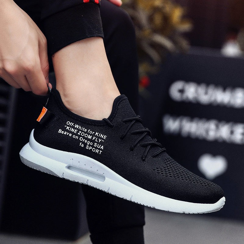 Casual casual shoes youth shoes hundred table shoes Gump running Male Canvas sh