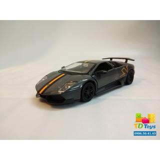Xe mô hình 1:36 Lamborghini Murcielago LP670-4 SV – RMZ City