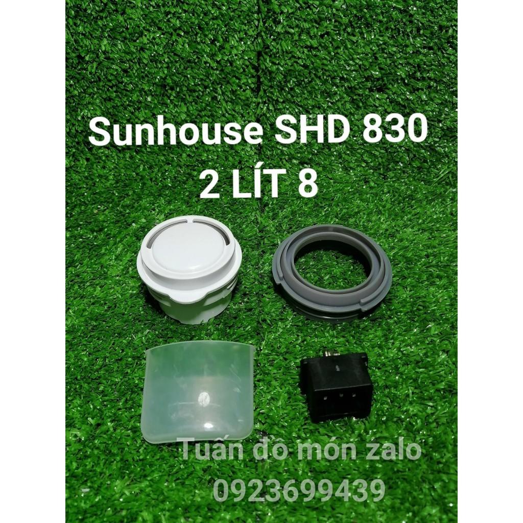 Phụ Tùng Nồi Cơm Điện Sunhouse SHD 830 2.8l phụ kiện linh kiện chính hãng