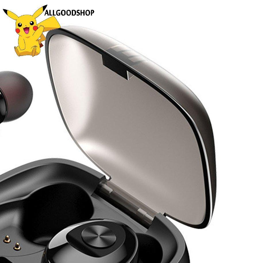 [COD]Tai nghe Bluetooth không dây nhét tai XG8 TWS 5.0, khả năng lọc tiếng ồn, chống nước IPX5