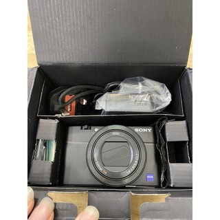 Máy ảnh Sony RX100 Mark IV(new 100%full box)