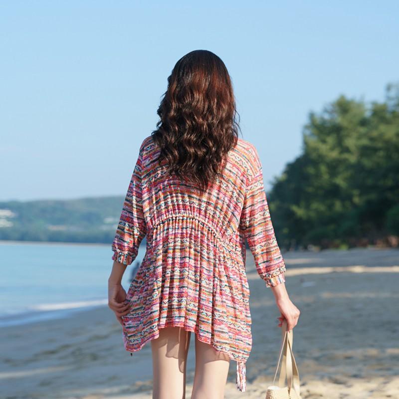 Mặc gì đẹp: Hè vui với Set Đồ Tắm Hai Mảnh Phong Cách Hàn Quốc Quyến Rũ Dành Cho Nữ