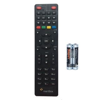 Remote SmartBox thay thế cho remote FPT Play box 2018 (S335), 2019 (S400), 2020 (S550) hoặc Smartbox VNPT