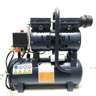Máy nén khí mini Etop 9 Lít – Hàng Thái Lan – Không dầu – 100% dây đồng [CAM KẾT CHÍNH HÃNG]