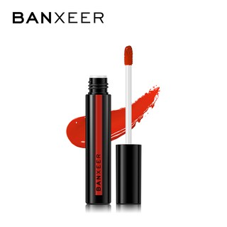 Son Môi BANXEER Dạng Lỏng Dưỡng Ẩm Chống Thấm Nước Lâu Trôi 8 Màu Tùy Chọn 3.5ml