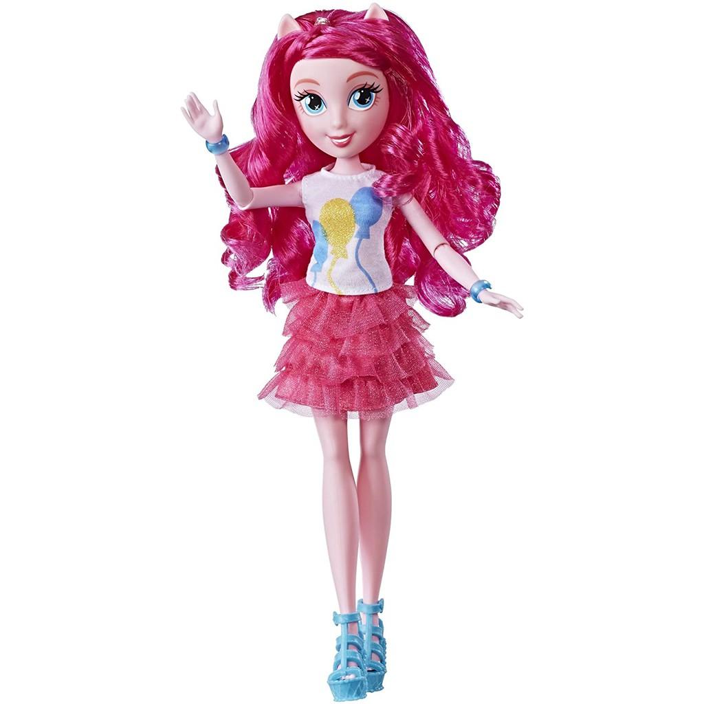 Búp bê My Little Pony Equestria Girls Pinkie Pie Classic Style Doll