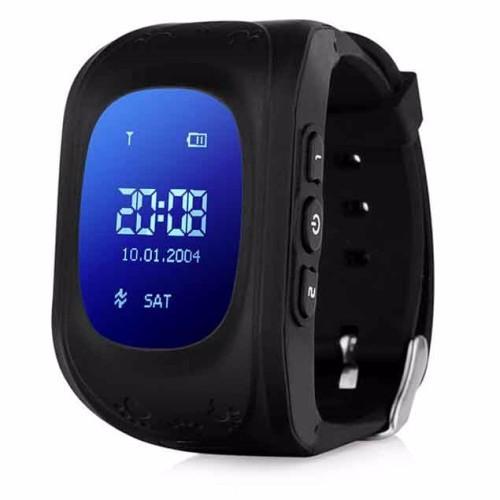 Đồng hồ định vị giá rẻ Wonlex Q50 (đen)