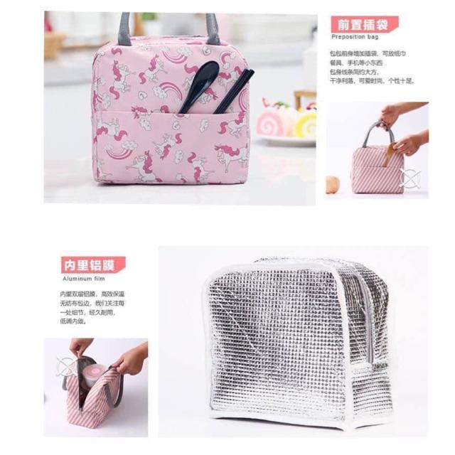 Túi giữ nhiệt đựng đồ ăn