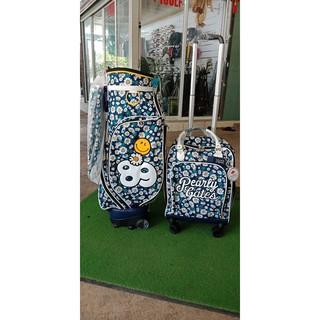 [ GIÁ SỐC ] Combo Túi đựng gậy và túi đựng quần áo golf nữ PG [ GOLF BÁN SỈ ]