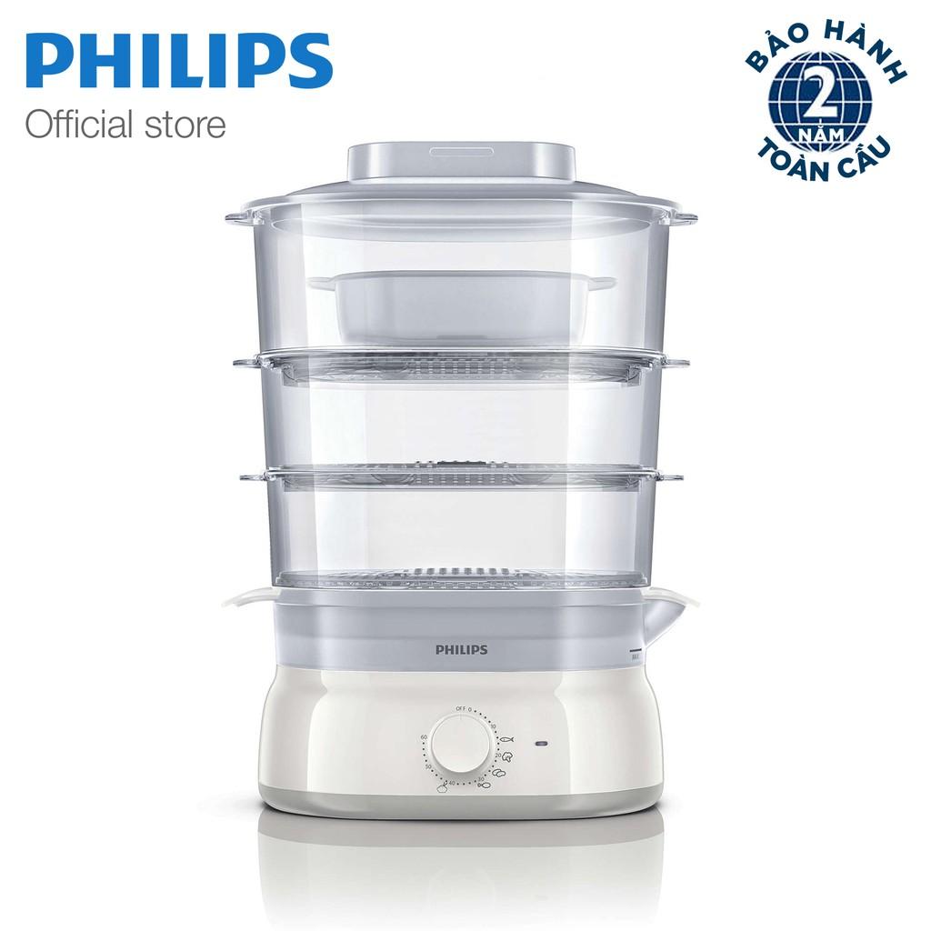 Nồi hấp Philips HD9125 (Trắng) - 3579044 , 1086370735 , 322_1086370735 , 1978800 , Noi-hap-Philips-HD9125-Trang-322_1086370735 , shopee.vn , Nồi hấp Philips HD9125 (Trắng)
