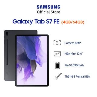 Hình ảnh [Mã ELSAMHOT giảm 5% đơn 3TR] Máy tính bảng Samsung Galaxy Tab S7 FE-2