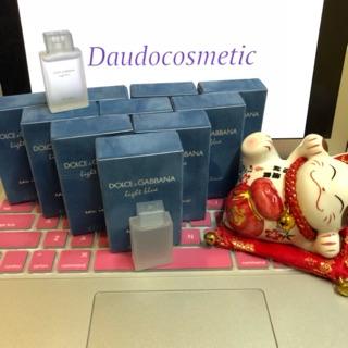 [mini] Nước hoa D&G Light Blue Eau Intense Pour FemmeDolce & Gabbana Light Blue EDP 4.5ml thumbnail