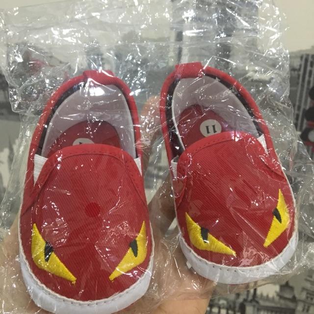 Giày trẻ sơ sinh 0-18tháng 🍎3đôi 180k