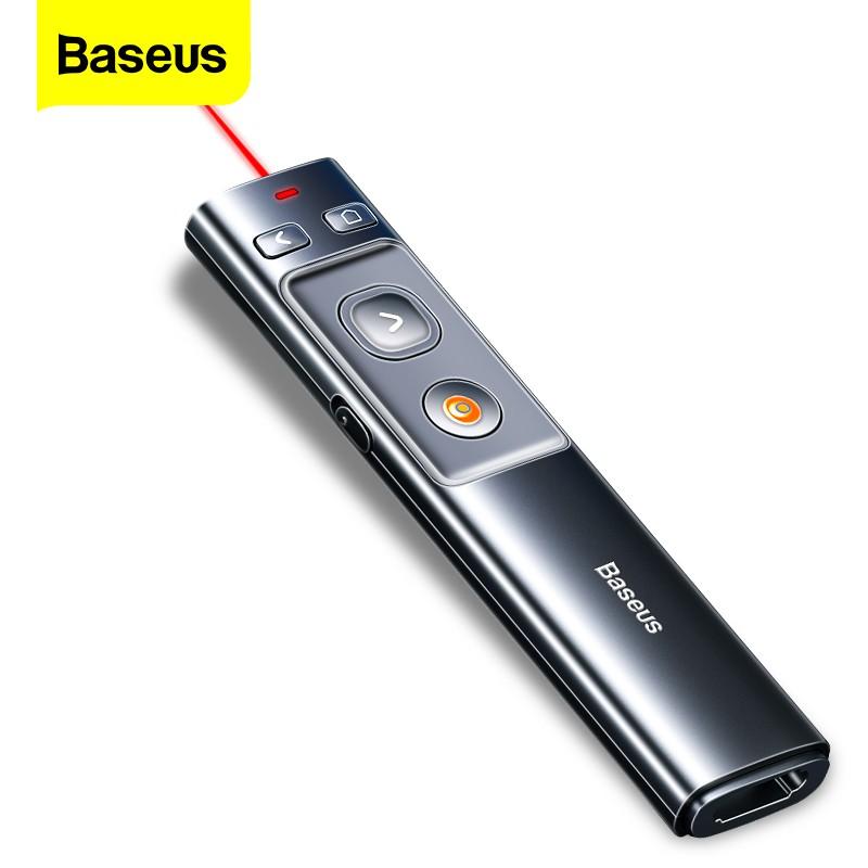 Bút Trình Chiếu Baseus Kích thước Mini Không Dây 2.4ghz