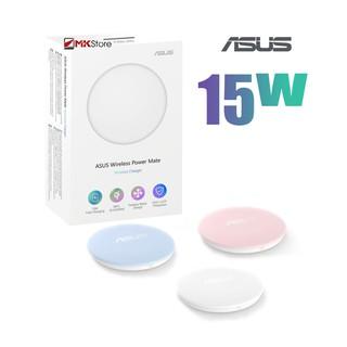 Sạc điện thoại không dây ASUS Power Mate Qi 15W Fast Charging
