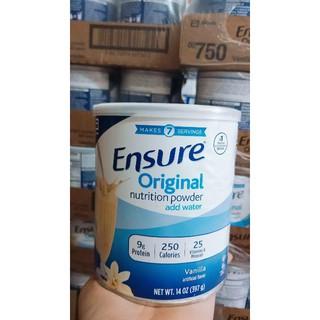 (Date 2022 ) Mẫu Mới Sữa Enssure Sữa 397g