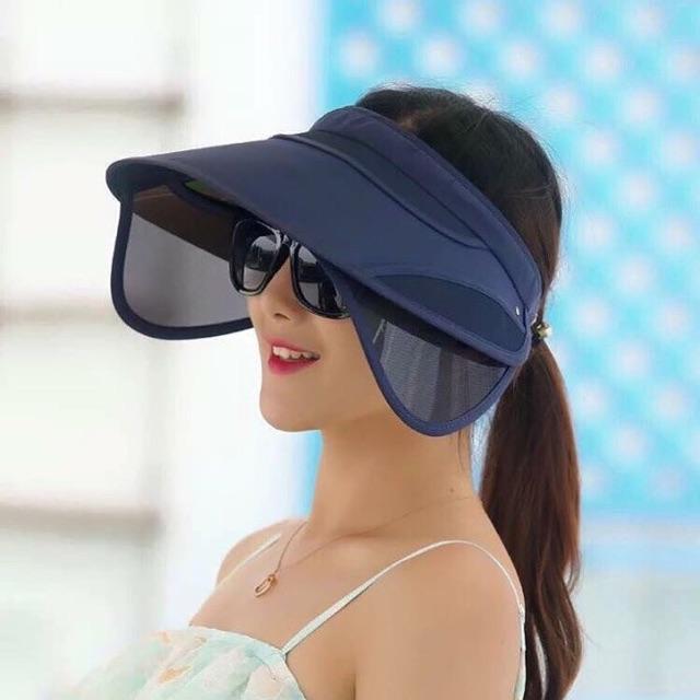 Mũ đi biển chống tia UV