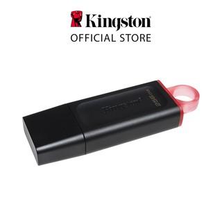 USB 3.2 Kingston DataTraveler Exodia DTX 256Gb DTX/256GB thời trang với nắp bảo vệ và móc khóa màu sắc
