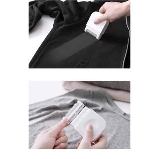 Dụng cụ xén lông xù quần áo mini