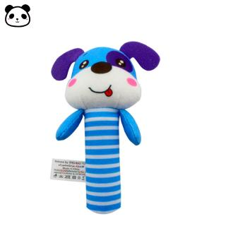 Baby Rattles Bell Instruments Plush Doll Baby Toys