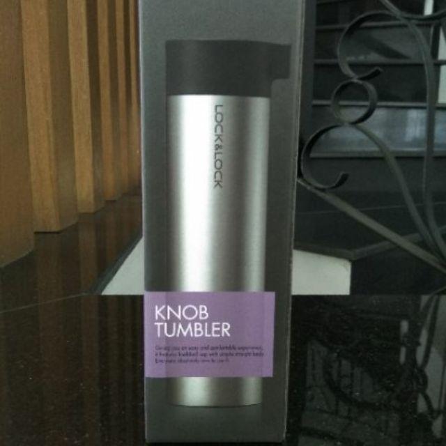 Bình giữ nhiệt Lock&Lock Knob tumbler LHC4121 400ml