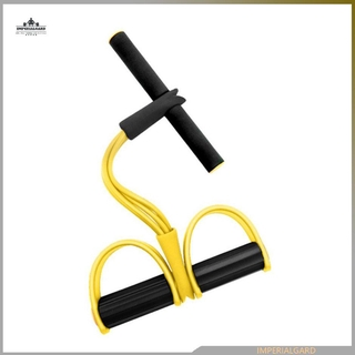 Ankle Puller Weight Loss Exercise Sit-up Home Fitness Equipment Pedal Elastic