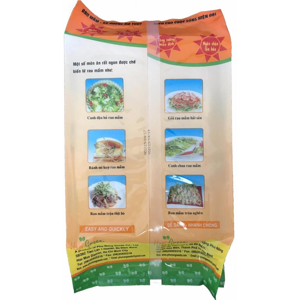 Bộ khay tự trồng rau mầm tại nhà - Mầm hướng dương PN130892