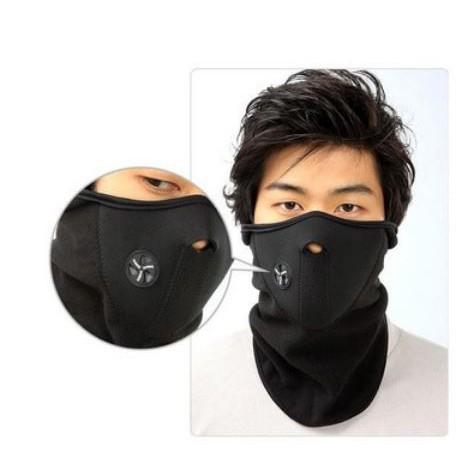 Khẩu Trang Ninja Đi Xe Máy - Đi Phượt Siêu Chất