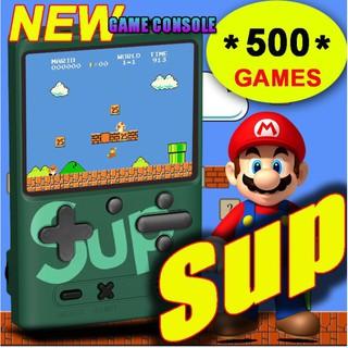 Games Sup Máy chơi game, Máy Chơi Game Cầm Tay, Máy Chơi Game Sup 400 500 Trò Chơi Gameboy thumbnail