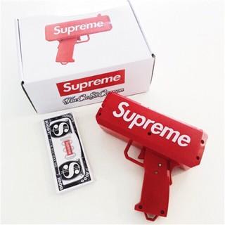 Đồ Chơi Súng Bắn Ra Tiền Supreme + Bao Gồm 01 Xấp Tiền