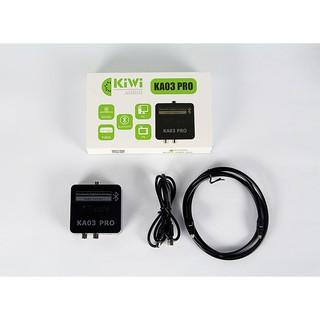 Bộ chuyển đổi âm thanh từ Optical sang Analog KIWI KA03 Pro hỗ trợ Bluetooth - Hàng chính Hãng
