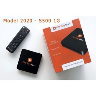 FPT Play Box+ 4K (Model S500) Phiên Bản Android TV – Hàng chính hãng