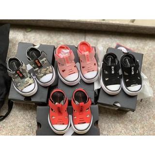 Sandal Converse phong cách năng động cho bé size 22-34 xuất xịn full box