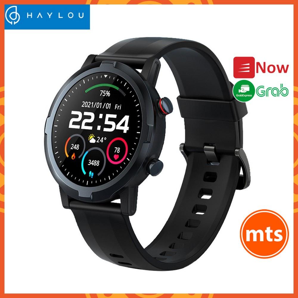 Đồng hồ thông minh Xiaomi Haylou  RT Solar LS05  LS05S Phiên Bản Quốc Tế Xiaomi Youpin phân phối - Minh Tín Shop
