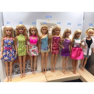 Búp bê barbie chính hãng