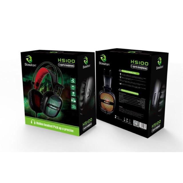 [SALE 10%] Tai nghe chụp tai, headphone Bosston HS100 có led đa màu box - 2403858 , 29515465 , 322_29515465 , 199000 , SALE-10Phan-Tram-Tai-nghe-chup-tai-headphone-Bosston-HS100-co-led-da-mau-box-322_29515465 , shopee.vn , [SALE 10%] Tai nghe chụp tai, headphone Bosston HS100 có led đa màu box