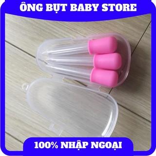SET 6 Ống hút/bón sữa/thuốc hộp đựng cao cấp giúp cho việc cho bé trai bé gái ăn một cách dễ dàng tiện lợi không rơi vãi