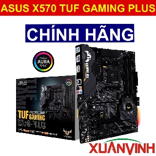 Bo Mạch Chủ ASUS TUF GAMING X570-PLUS NEW 100% CHÍNH HÃNG thumbnail