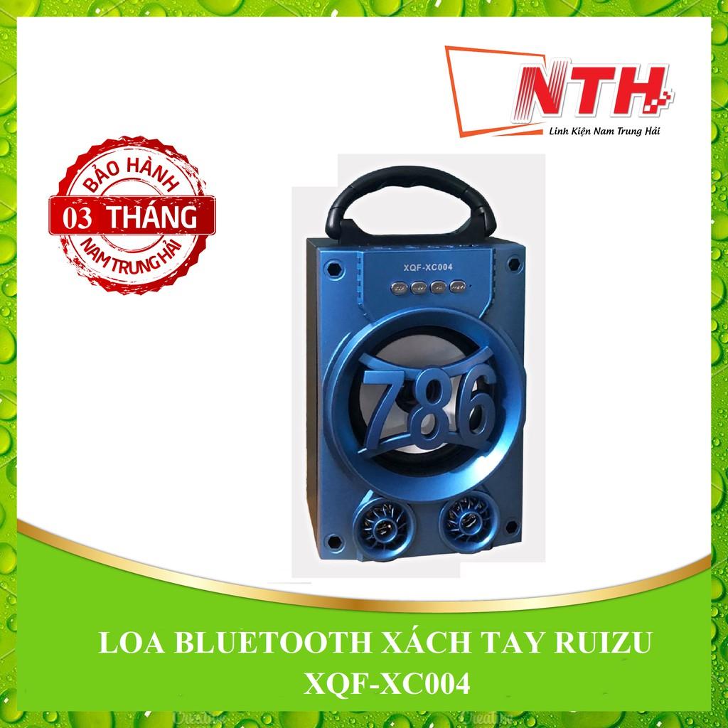 [NTH] LOA BLUETOOTH XÁCH TAY XQF-XC004