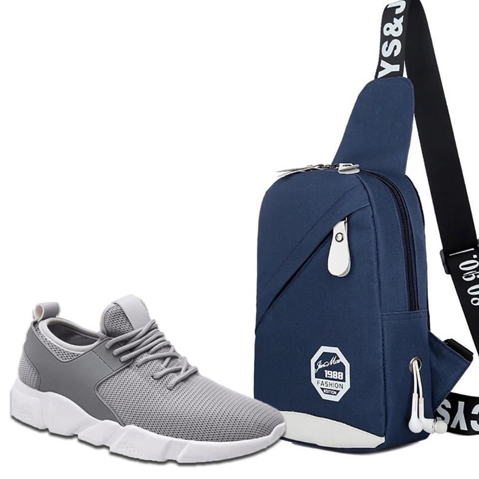 40% GIẢM Combo Giày Thể Thao Sneaker BTN12 Xám+ Túi Đeo Chéo Thời Trang ( Xanh) - 2794646 , 1106981062 , 322_1106981062 , 232000 , 40Phan-Tram-GIAM-Combo-Giay-The-Thao-Sneaker-BTN12-Xam-Tui-Deo-Cheo-Thoi-Trang-Xanh-322_1106981062 , shopee.vn , 40% GIẢM Combo Giày Thể Thao Sneaker BTN12 Xám+ Túi Đeo Chéo Thời Trang ( Xanh)