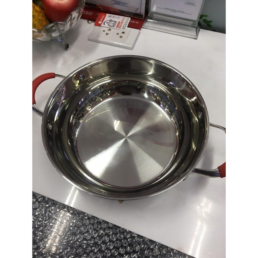 NỒI LẨU ELMICH INOX 304 ĐÁY TỪ 26CM - 2356687