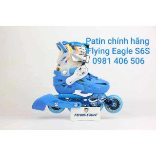 Giày Patin Flying Eagle S6S- BH trọn đời SP