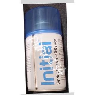 Bình xịt khử mùi không khí sử dụng kèm với máy xịt Initial