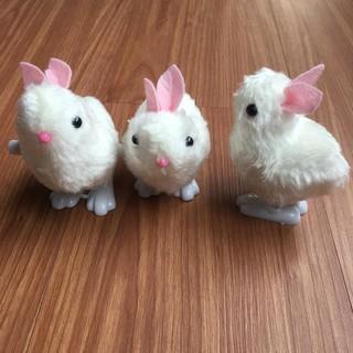 Đồ chơi thỏ nhồi bông dễ thương cho bé