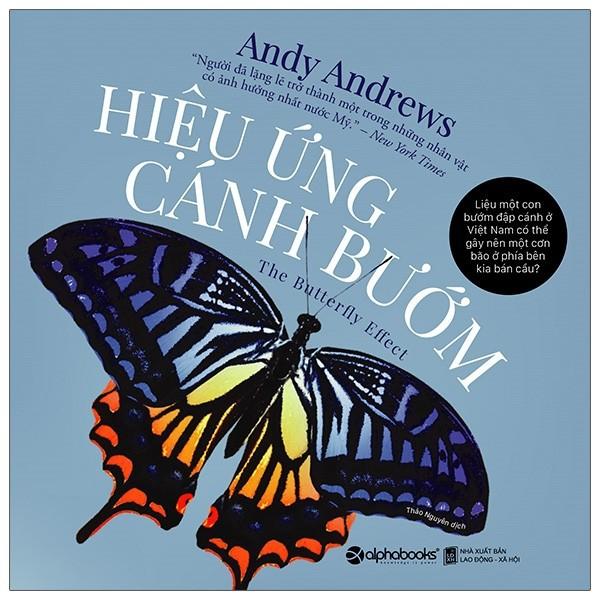 Sách Mới Alphabooks - Hiệu ứng cánh bướm - TB