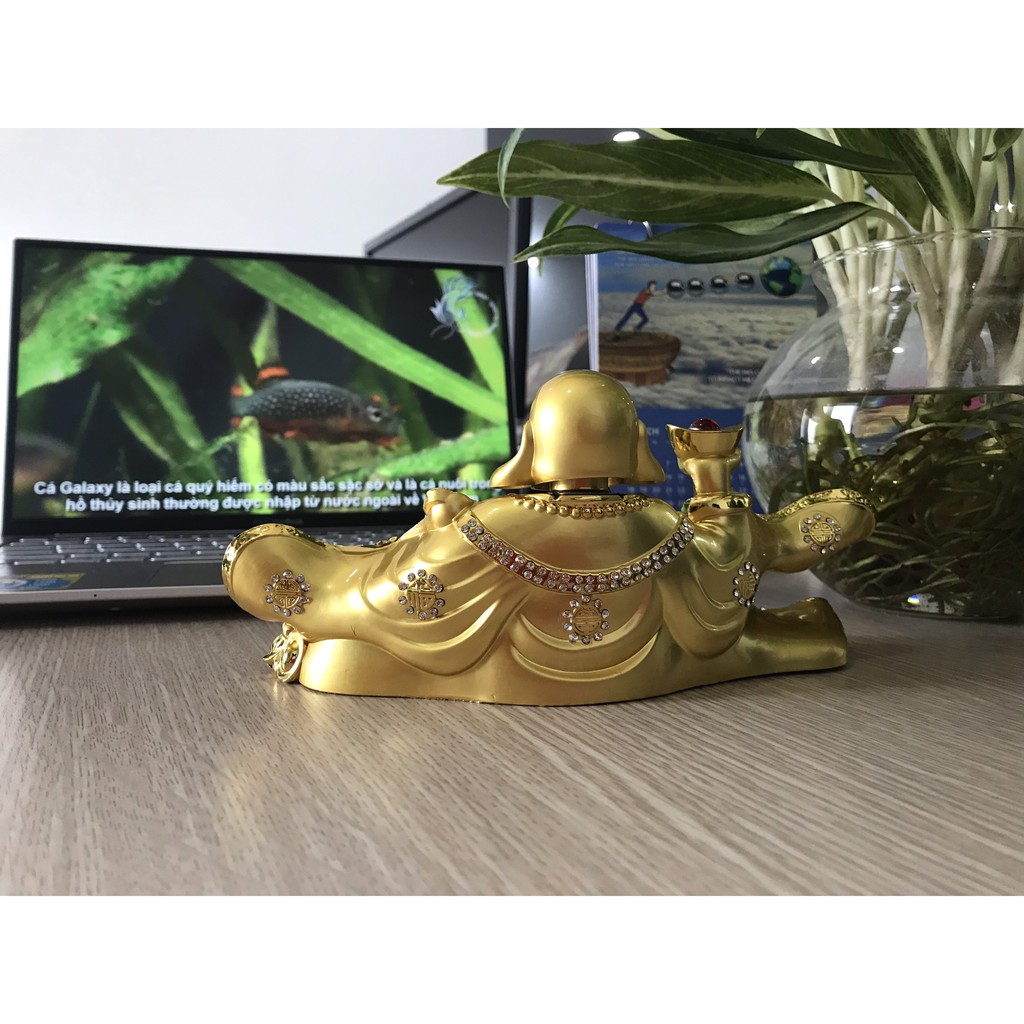 Tượng Phật Di Lạc Vật Phẩm Phong Thuỷ Trang Trí Taplo Ô Tô