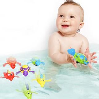 (GIÁ YÊU) Đồ chơi sinh vật biển biết bơi (dây cót, kích thước 10 đến 15cm)