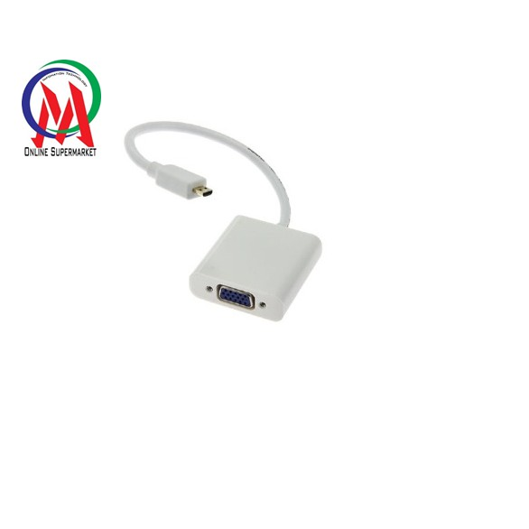 Cáp mini HDMI ra VGA