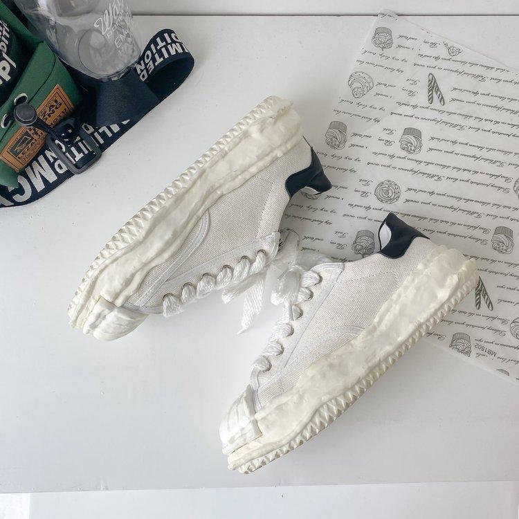 Giày Thể Thao Vải Bạt Thời Trang Hàn Cho Nữ
